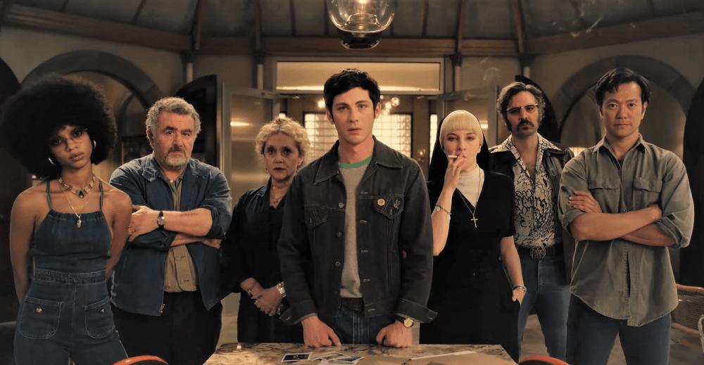 Сериал Охотники 1 сезон 2020