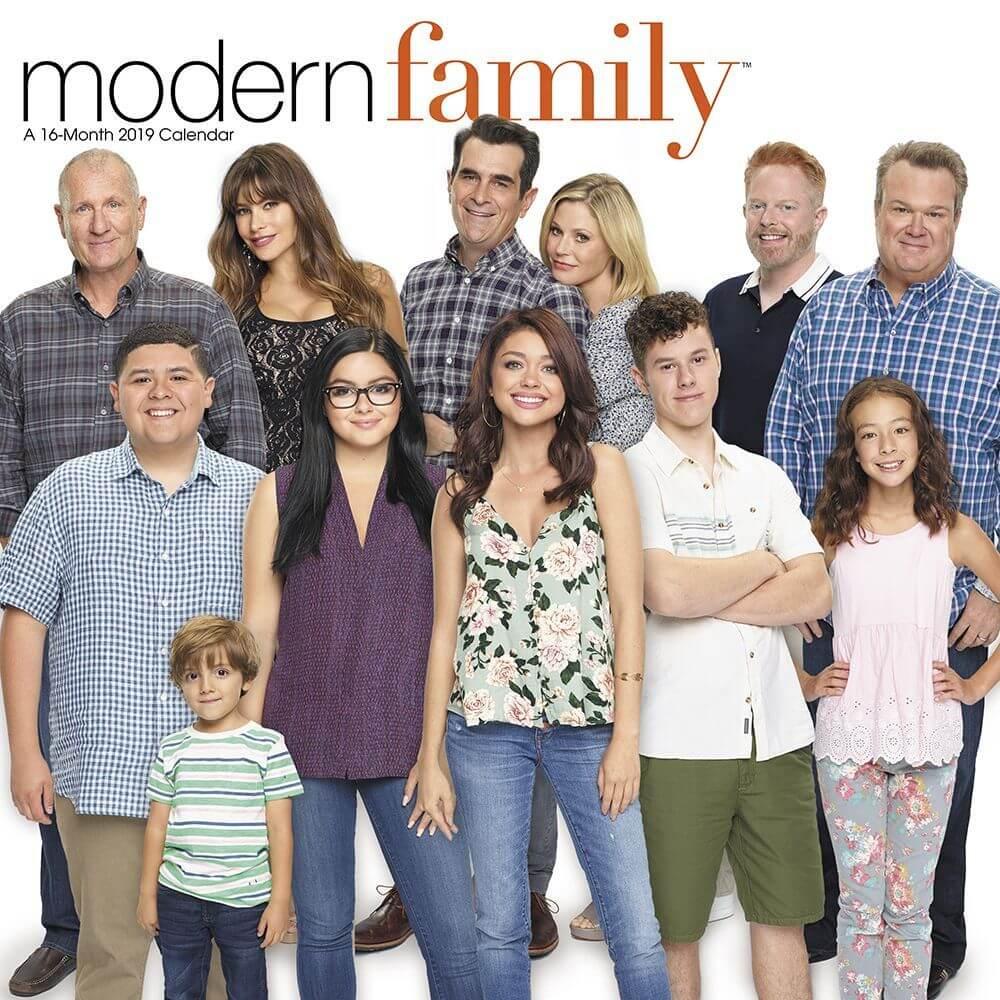 Сериал Американская семейка 2020