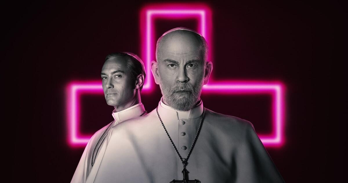 Сериал Новый папа 1 сезон