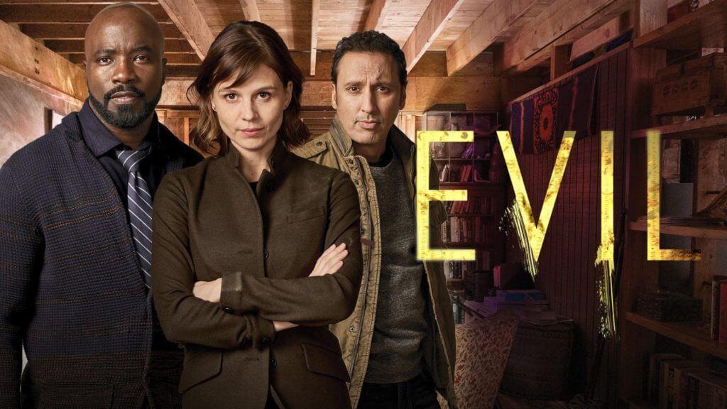 Сериал Зло (EviL) 1 сезон 2019-2020
