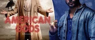 Сериал Американские боги 2020