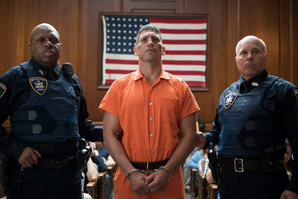 каратель в тюрьме