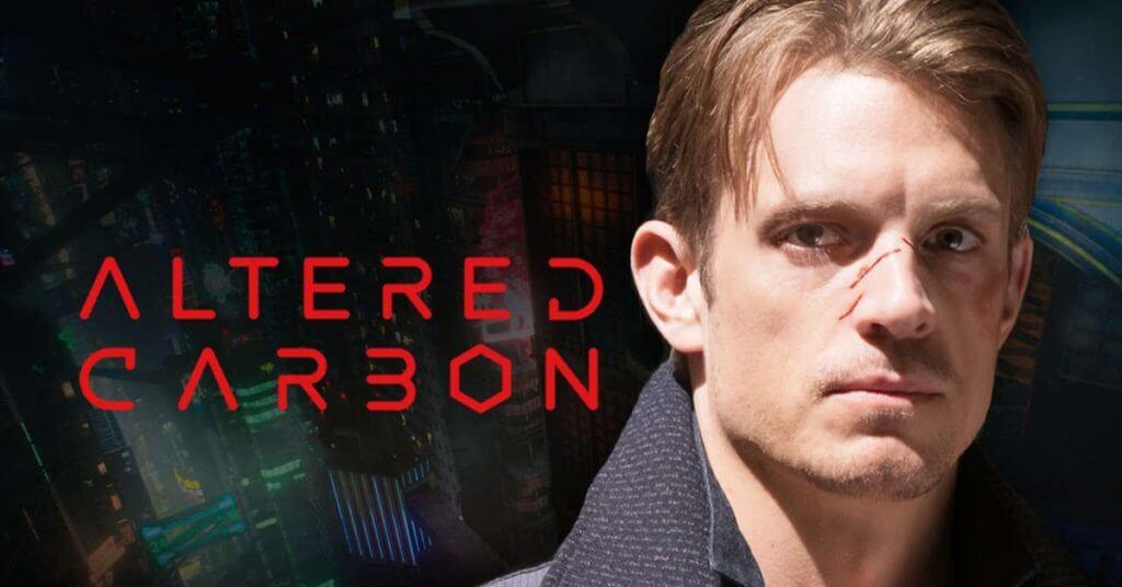 сериал Altered Carbon 1 season 2018