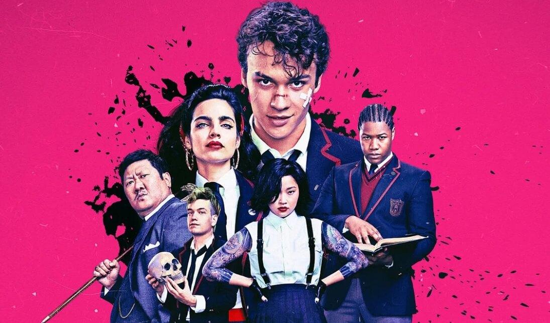 Сериал Академия смерти 2020