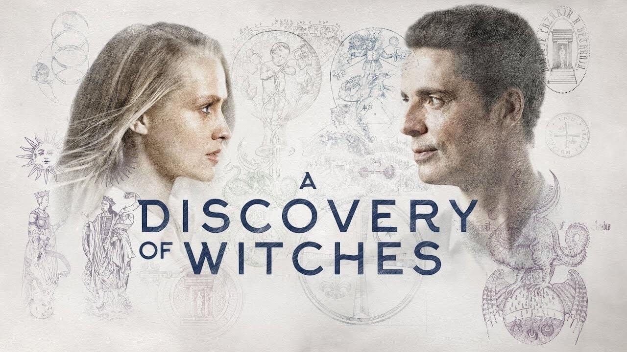 Сериал Открытие ведьм 2020