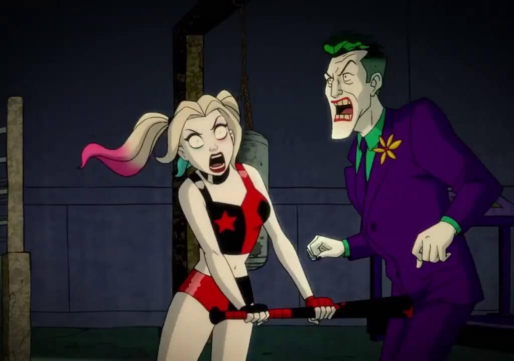 Харли квинн и Джокер картинки