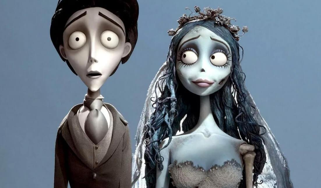 Мультфильм Труп невесты 2020
