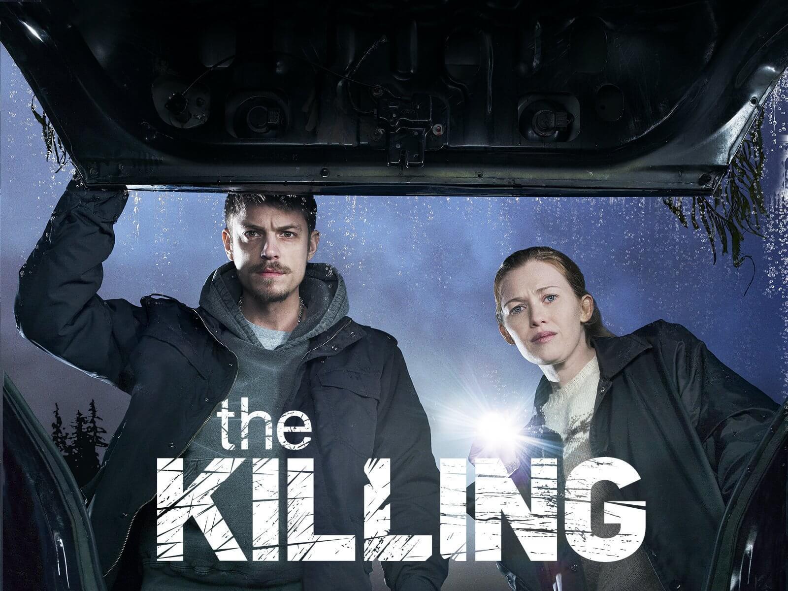 Сериал Убийство постер