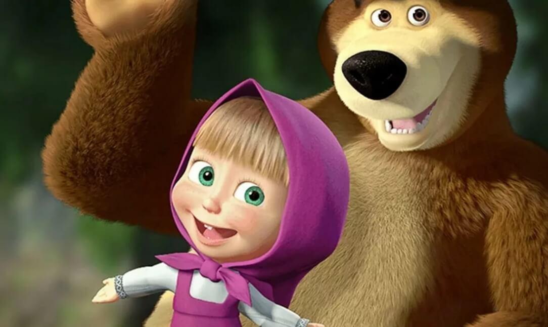 Мультсериал Маша и Медведь 2020