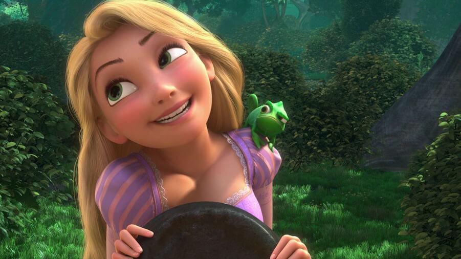 мультфильм про принцесс диснея