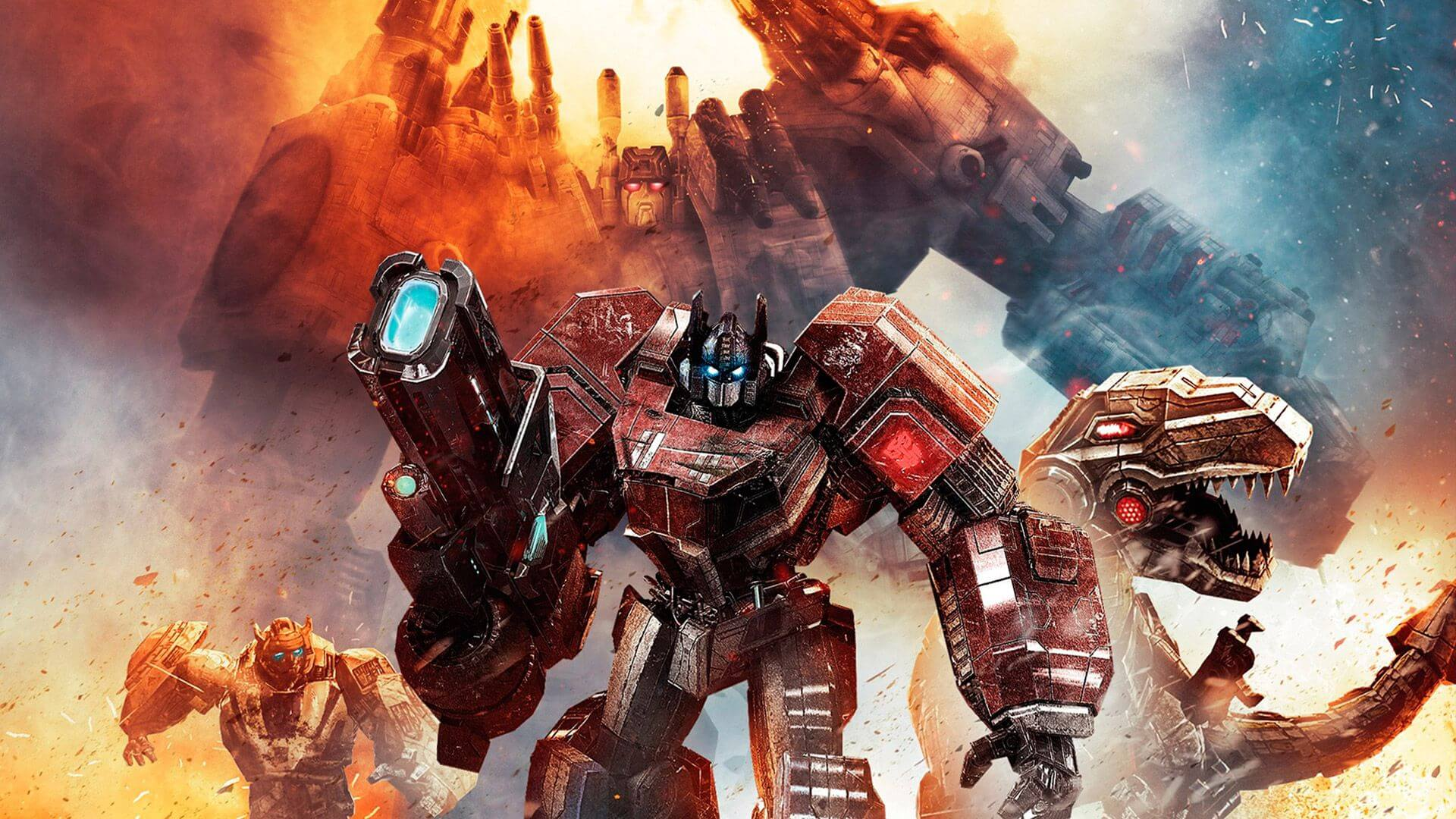 Сериал Трансформеры Битва за Кибертрон 2020