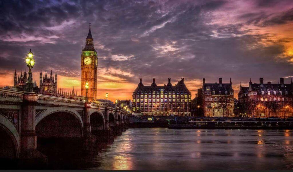 таинственный лондон
