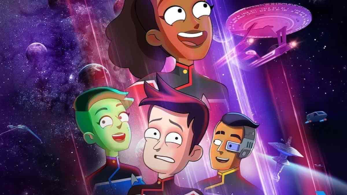 Сериал Звездный путь Нижние палубы 2020