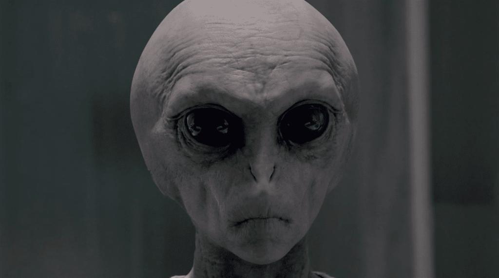 Инопланетяне из секретных материалов