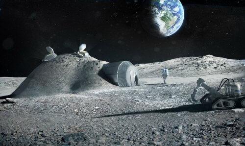 Сериал Лунная база 8