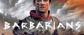 Сериал Варвары 2020 постер