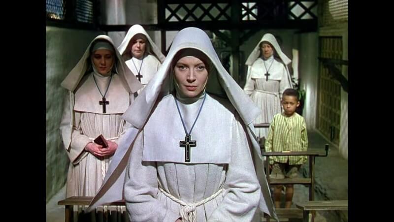 Фильмы про монашек 2020