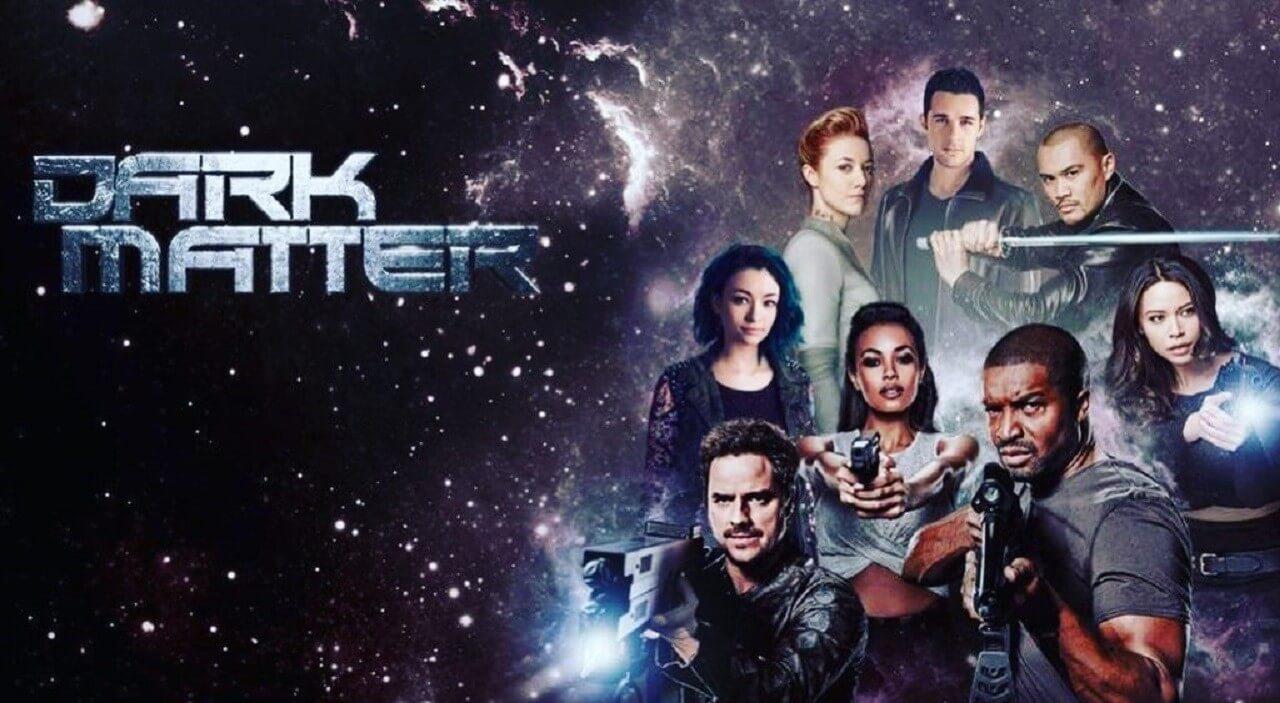 Сериал Темная материя 2021