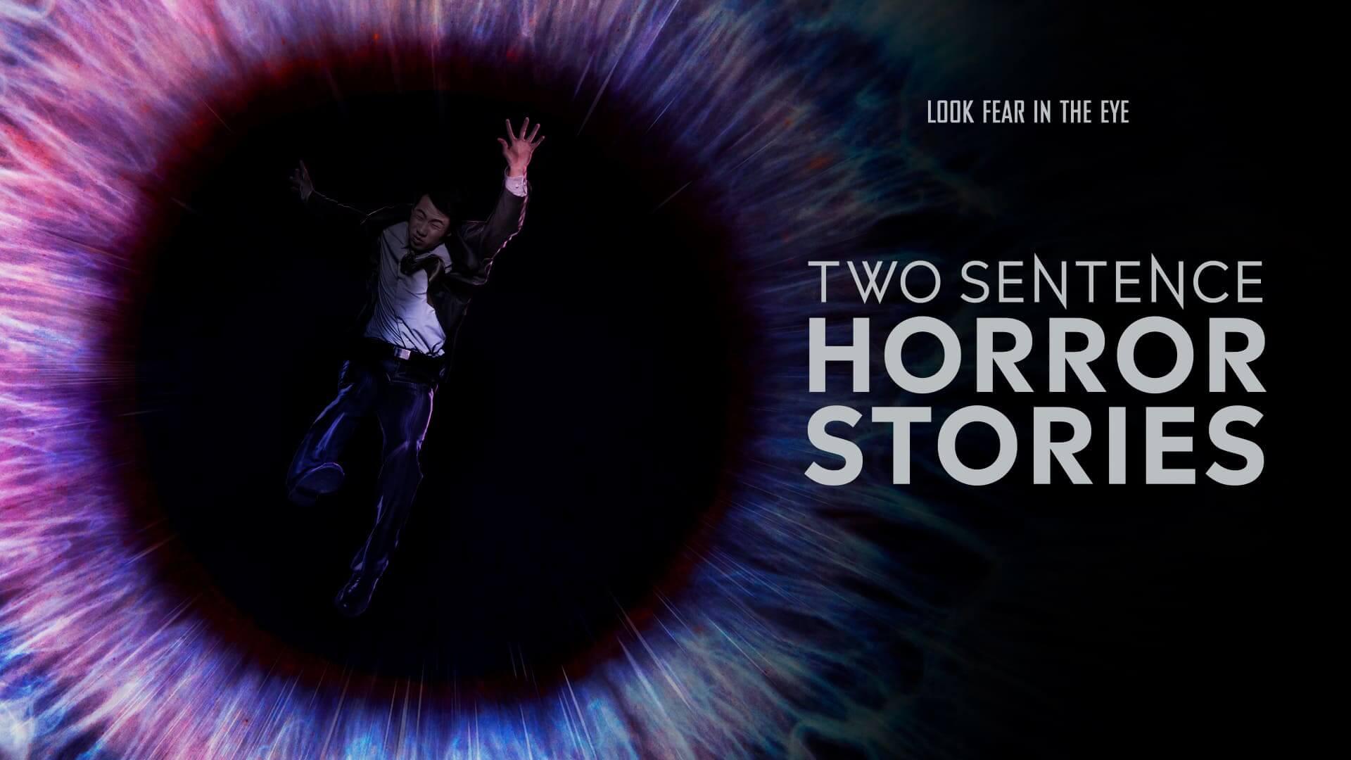 Сериал Страшные истории в двух предложениях 2021