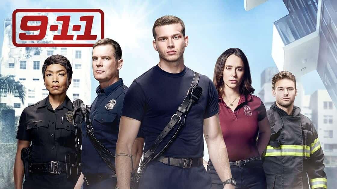 Сериал 911 2021