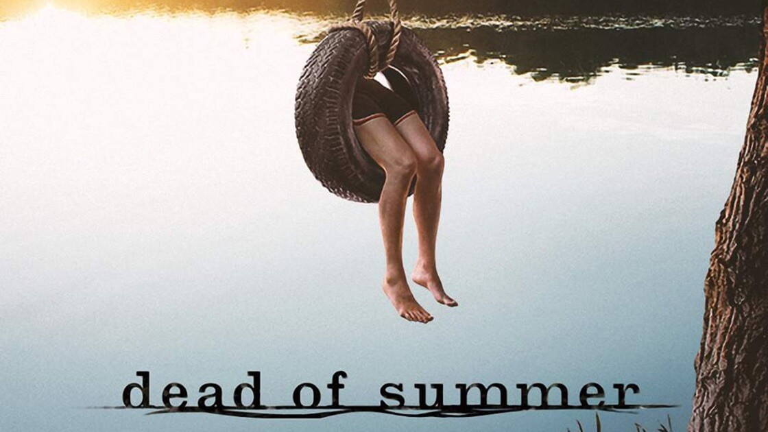 Сериал Мертвое лето постер