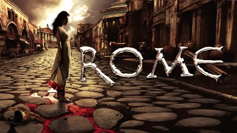 Сериал Рим постер