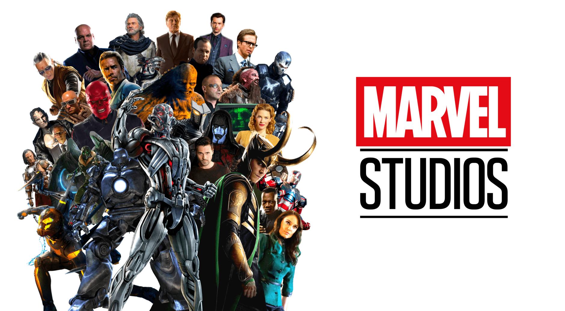 Студия Marvel Общий сбор