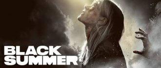 Сериал Черное лето постер